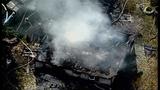 House destroyed in violent explosion - (21/25)