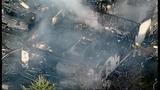 House destroyed in violent explosion - (2/25)