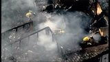 House destroyed in violent explosion - (17/25)