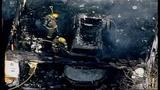 House destroyed in violent explosion - (18/25)
