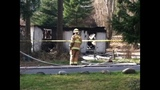 House destroyed in violent explosion - (10/25)