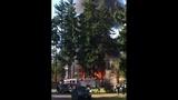 House destroyed in violent explosion - (23/25)