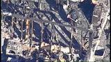 House destroyed in violent explosion - (6/25)