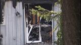 House destroyed in violent explosion - (16/25)