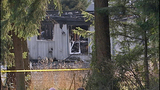 House destroyed in violent explosion - (20/25)