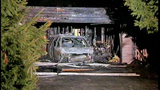 House destroyed in violent explosion - (14/25)