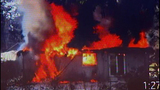 House destroyed in violent explosion - (3/25)