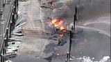 Flames destroy marina boathouses - (9/18)