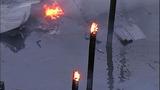 Flames destroy marina boathouses - (12/18)