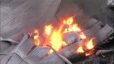 Flames destroy marina boathouses - (4/18)