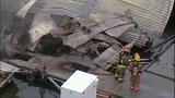 Flames destroy marina boathouses - (14/18)