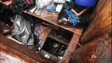 See inside North Bend murder suspect's bunker - (8/15)
