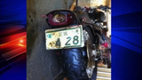 Japanese motorcycle found on Canadian beach - (2/6)