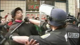PHOTOS: Violence breaks out at 2012 May Day protests - (18/25)