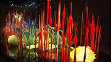 Seattle Center Chihuly exhibit opens - (6/16)