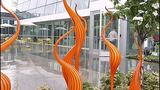 Seattle Center Chihuly exhibit opens - (14/16)