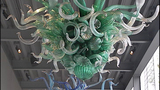 Seattle Center Chihuly exhibit opens - (2/16)