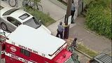 Police, medics at Roosevelt shooting - (11/12)