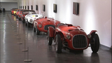 Inside the LeMay Auto Museum - (4/19)
