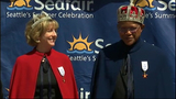 Seafair kicks off with opening ceremony - (10/20)