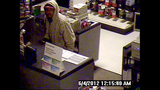 Photos show burglar who hid inside store - (1/4)