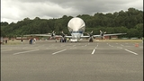 NASA's Super Guppy lands in Seattle with… - (4/23)