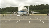 NASA's Super Guppy lands in Seattle with… - (21/23)