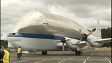 NASA's Super Guppy lands in Seattle with… - (2/23)