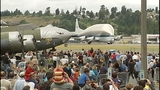 NASA's Super Guppy lands in Seattle with… - (10/23)