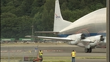NASA's Super Guppy lands in Seattle with… - (15/23)