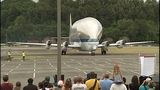 NASA's Super Guppy lands in Seattle with… - (22/23)
