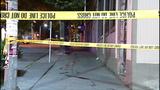Scene of Belltown shooting - (8/11)