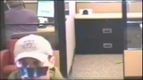 Bank robber uses tape as disguise - (2/7)