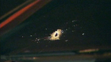 Man shot, car sprayed with bullets - (6/6)