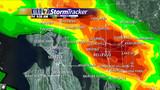 Lightning strikes caught on camera - (10/12)