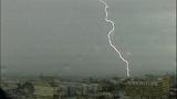 Lightning strikes caught on camera - (1/12)