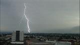 Lightning strikes caught on camera - (8/12)