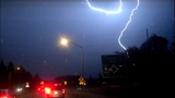 Thunderstorms trigger lightning strikes - (6/7)