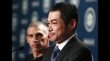 Ichiro Suzuki says goodbye to Seattle - (10/13)
