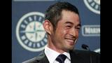 Ichiro Suzuki says goodbye to Seattle - (6/13)