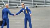 Blue Angels arrive for Seafair air show - (6/25)