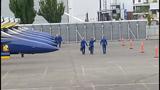 Blue Angels arrive for Seafair air show - (7/25)