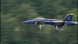 Blue Angels arrive for Seafair air show - (3/25)