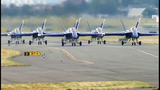 Blue Angels arrive for Seafair air show - (10/25)