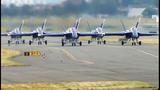 Blue Angels arrive for Seafair air show - (10/25)