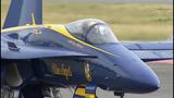 Blue Angels arrive for Seafair air show - (14/25)
