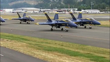 Blue Angels arrive for Seafair air show - (21/25)