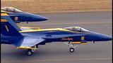 Blue Angels arrive for Seafair air show - (15/25)