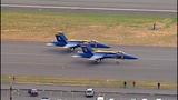 Blue Angels arrive for Seafair air show - (8/25)