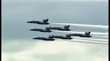 Blue Angels arrive for Seafair air show - (13/25)